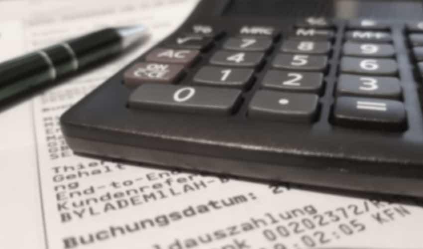 Einreichung Steuererklärung