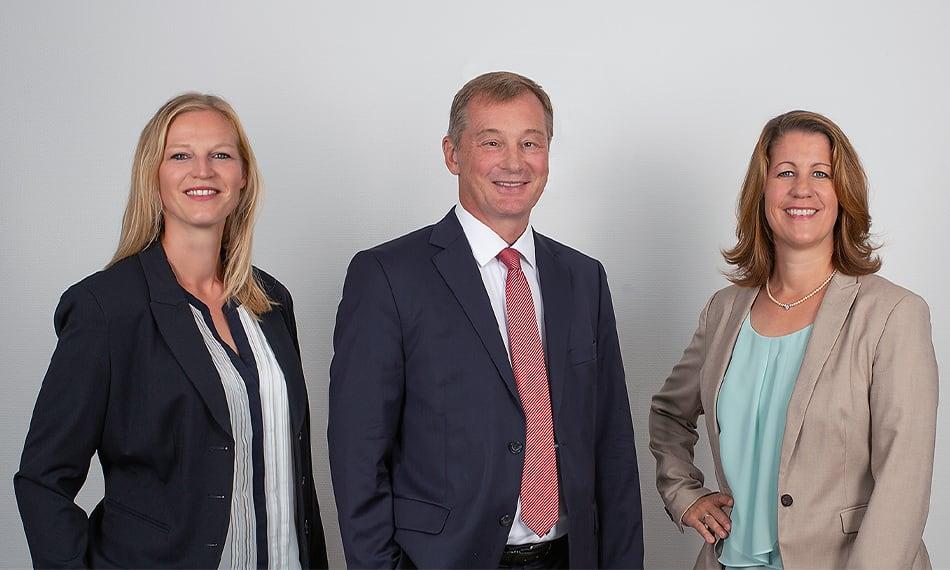 Die Kanzlei Haas und Kollegen in Eschborn bei Frankfurt