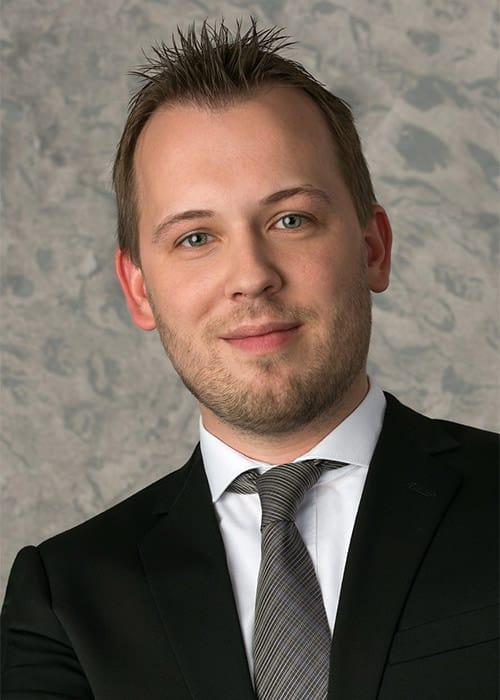 Andreas Befort Auszubildender Steuerabteilung