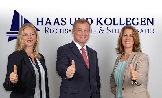 Anwälte von Haas und Kollegen