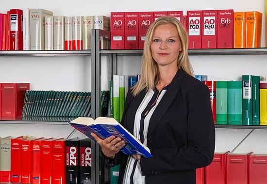 Arbeitsrecht Anwältin Esther Richter Frankfurt