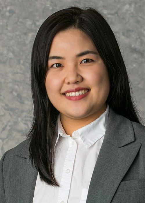 Liangyuan Fu China Desk Account Managerin