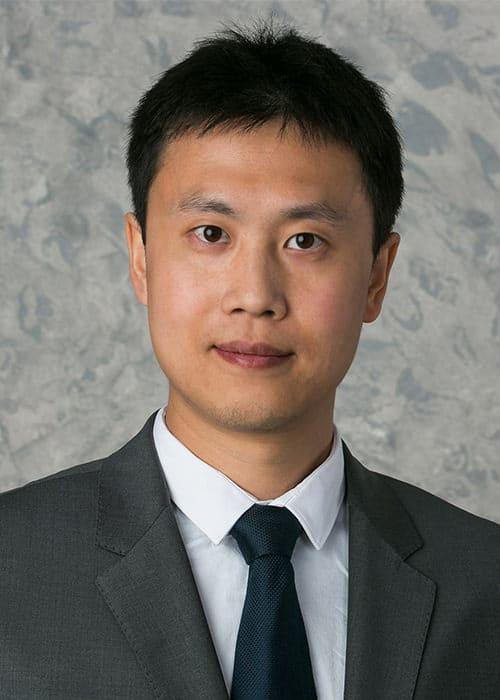 Qiao Wei China Desk Account Manager