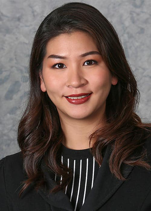 Samantha Chan China Desk Account Managerin