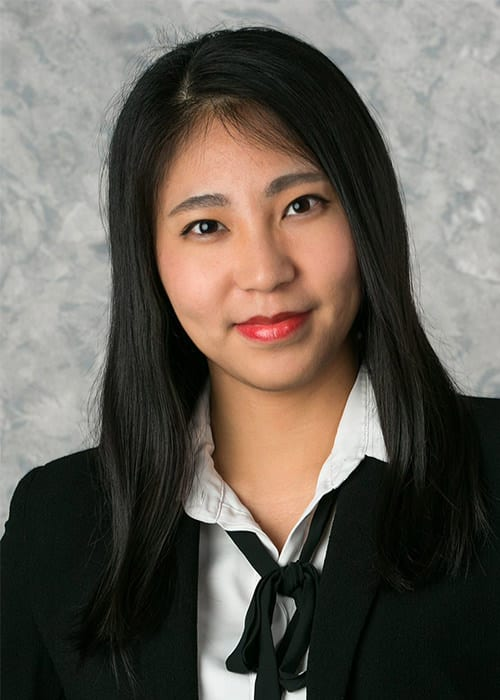 Yaqi He China Desk Account Managerin
