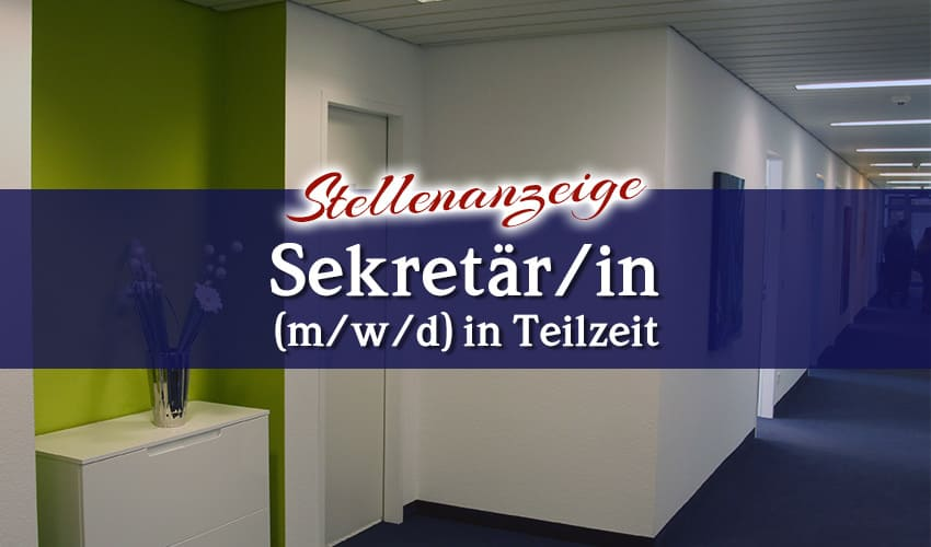 Sekretär/in (m/w/d) in Eschborn bei Frankfurt am Main gesucht